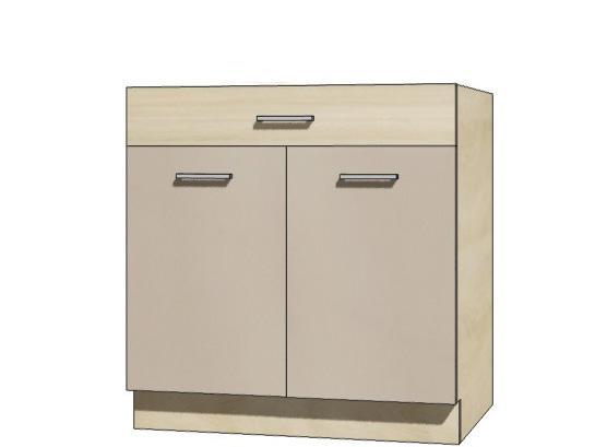 Кухонная тумба PRE-6D PREMIO FADOME