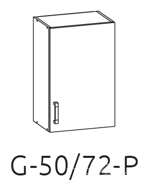 Шкаф G 50/72 LP