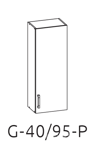 Верхний шкаф G 40/95 LP