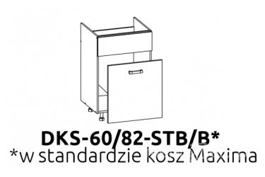 Нижняя тумба под раковиной DKS 60/82 STB / B