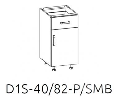 Шкаф D1S 40/82 LP / SMB