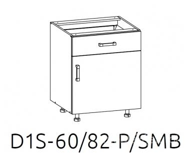 Шкаф D1S 60/82 LP / SMB