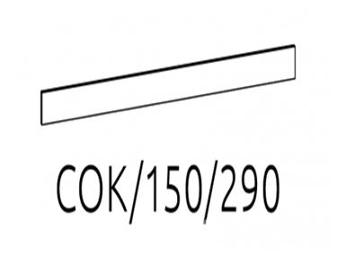 Плинтус из COK / 150/250