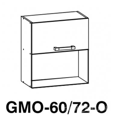 Верхний шкаф для микроволновой установки GMO_60 / 72_O