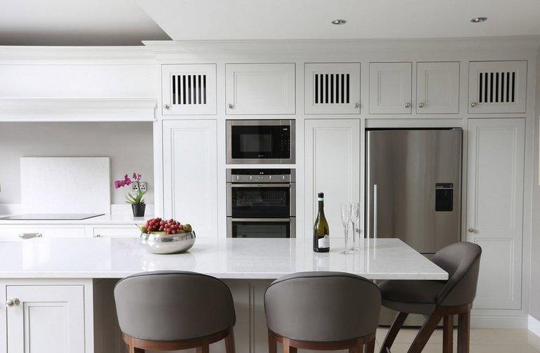 Кухня в стиле современной классики – Как она выглядит?