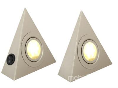 Светодиодный индикатор треугольника под шкафом LTX3-SAT-OSW LTX3-SAT-OSW