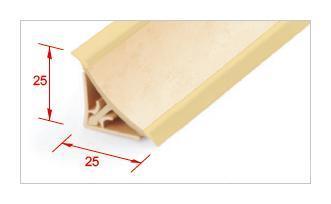 Отделка столешницы 2,5 м Бежевый ковер