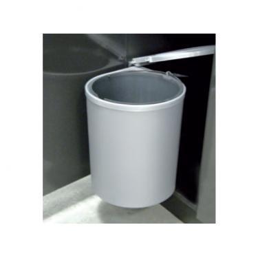 Круглая урна для мусора K10-KS_OKR-BI-KPL01