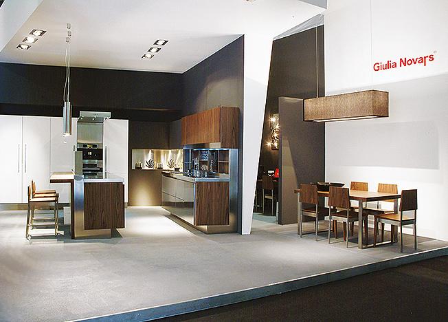 Кухни Giulia Novars: европейский подход к производству