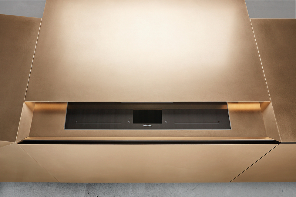 Кухня-оригами Fold от Steininger