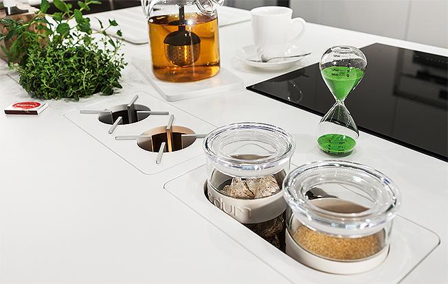 Warendorf: смелые решения для роскошной кухни