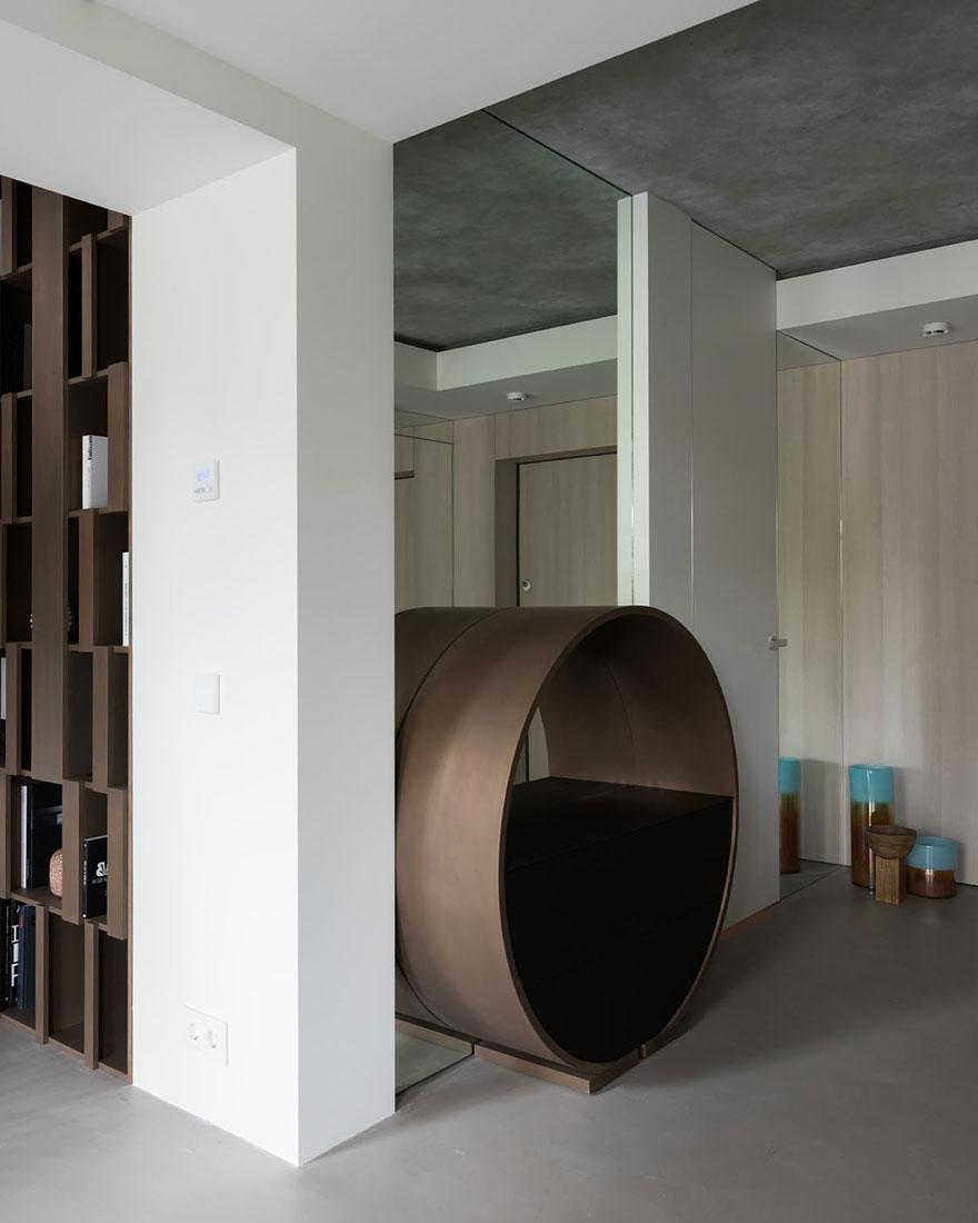 Александра Федорова: технологичная квартира в аренду