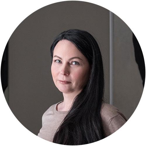 Анджела Коневнина: квартира для молодого адвоката