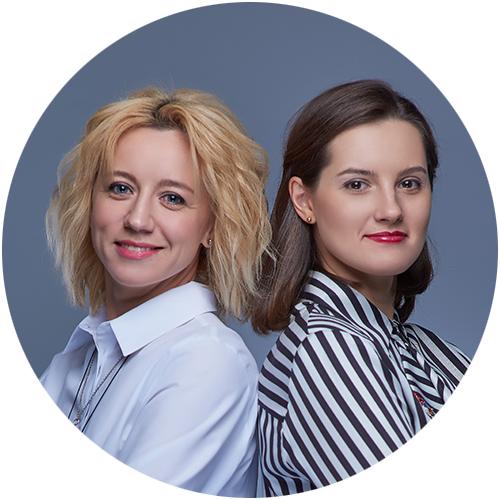Наталья Коренева и Елена Жадан: дизайн маленькой квартиры с цветом