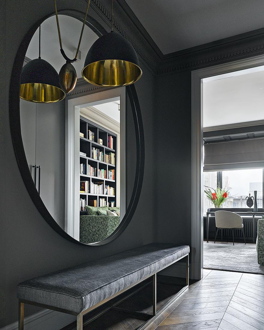 Aiya Design: 300-метровые апартаменты для большой семьи