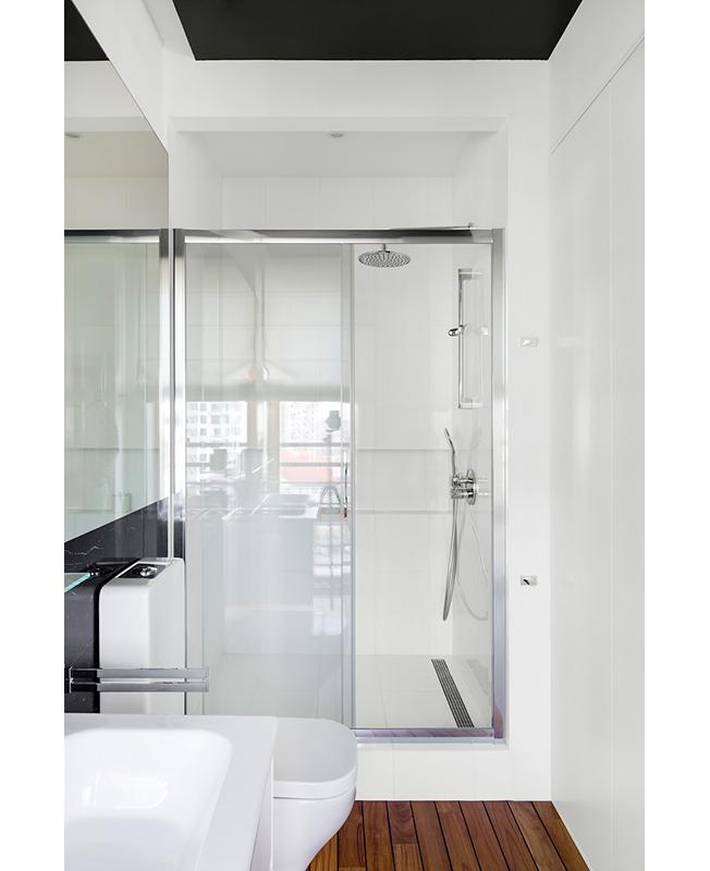 «Архитектурное бюро 108»: семейная квартира с идеями и настроением
