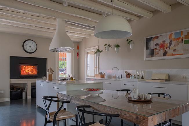 Диана Клементе: семейная резиденция в Тревизо