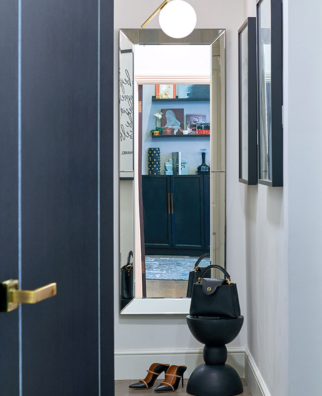 Ольга Эшби: квартира 54 кв. метра в Лондоне