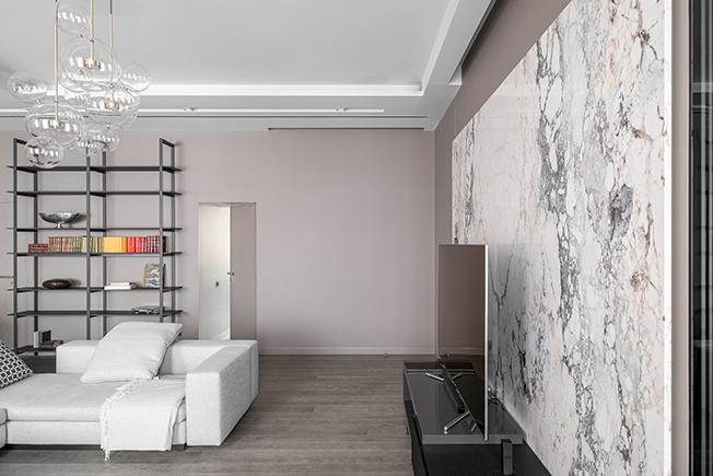 Федор Кацуба: современная квартира в старом доме