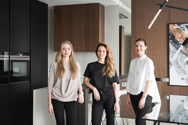 Александра Федорова: квартира для родителей