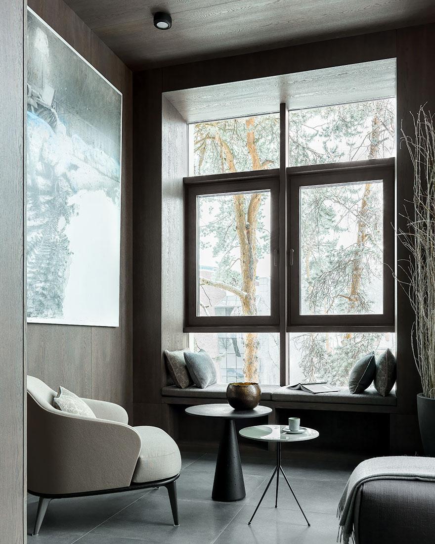 Татьяна Аленина: красивая квартира 220 кв. метров